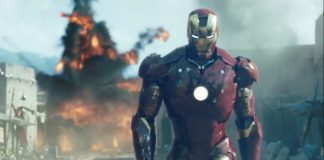 Iron-Man roban el traje pelicula original trending magazine robert marvel noticia
