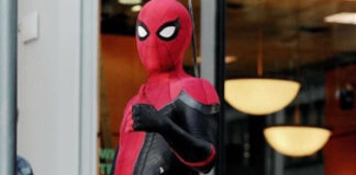 nuevo traje de Spider-Man Far From Home trending magazine pelicula tom holland