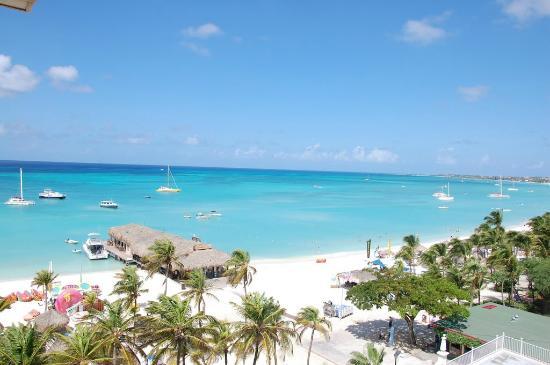 mejores playas del mundo Eagle Beach Palm en Aruba trending