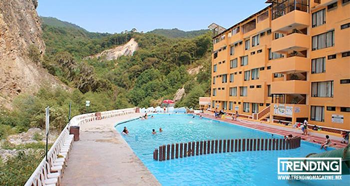 donde nadar en puebla Aguas termales en Chignahuapan trending magazine revista publicidad
