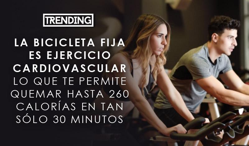 Beneficios de bicicleta fija para tu salud ejercicio en casa trending magazine