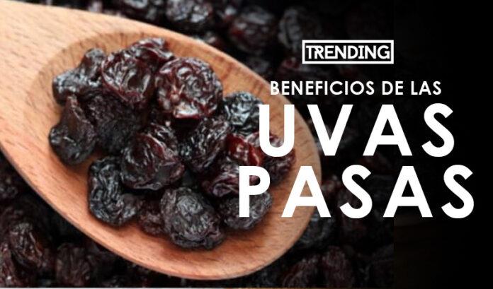 Propiedades y beneficios de las uvas pasas salud revista trending magazine