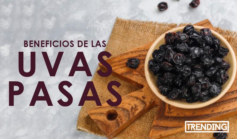 Propiedades y beneficios de las uvas pasas salud revista trending magazine revista