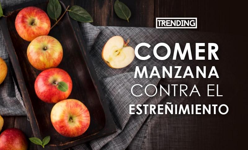 beneficios de COMER manzanas vitaminas dieta trending magazine salud