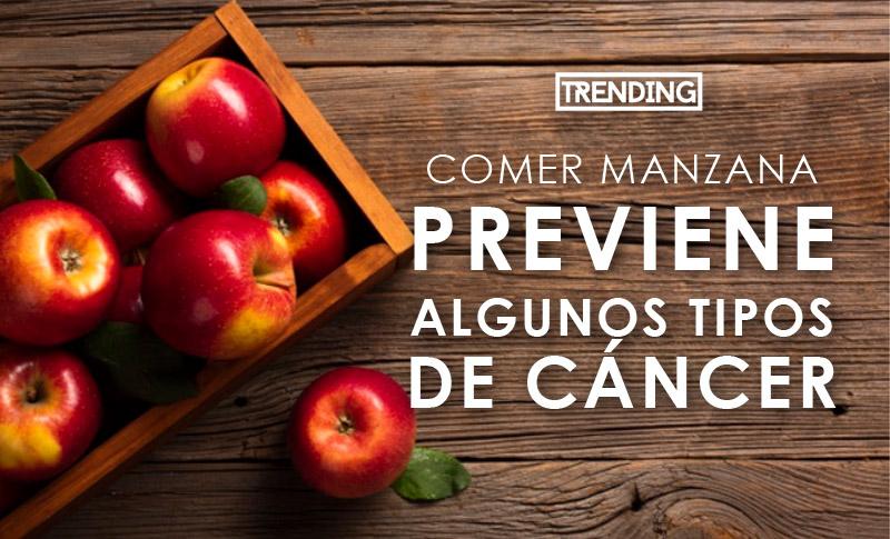beneficios de las manzanas comer manzanas anti cancer vitaminas dieta trending magazine salud