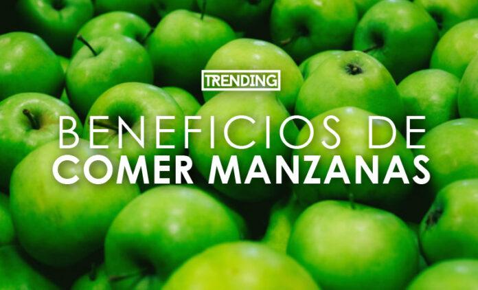 beneficios de las manzanas comer vitaminas dieta trending magazine