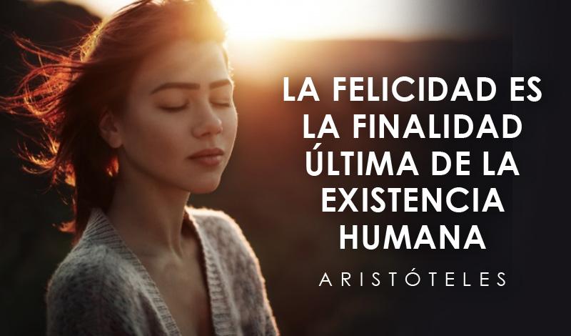Felicidad Frases cortas para valorar la vida exito frase aristoteles trending magazine revista