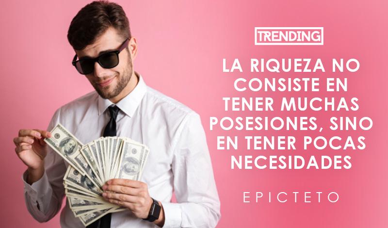 Felicidad Frases cortas para valorar la vida exito frase trending riqueza magazine revista