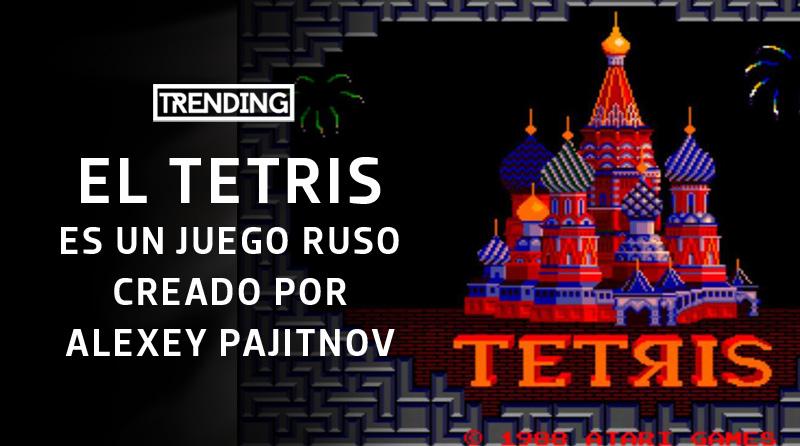 curiosidades de rusia datos curiosos El Tetris juego trending magazine revista