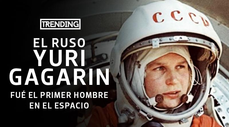 curiosidades de rusia datos curiosos Ruso Yuri Gagarin trending magazine revista