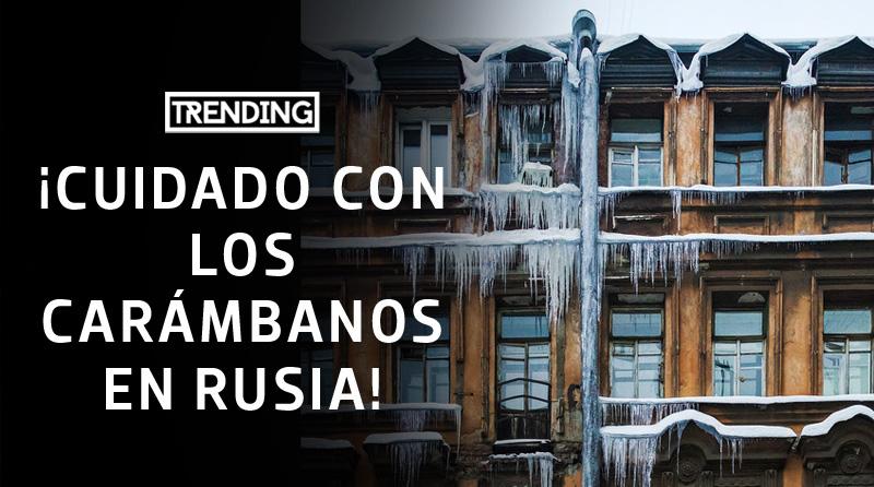 datos curiosos de rusia carambanos trending magazine revista