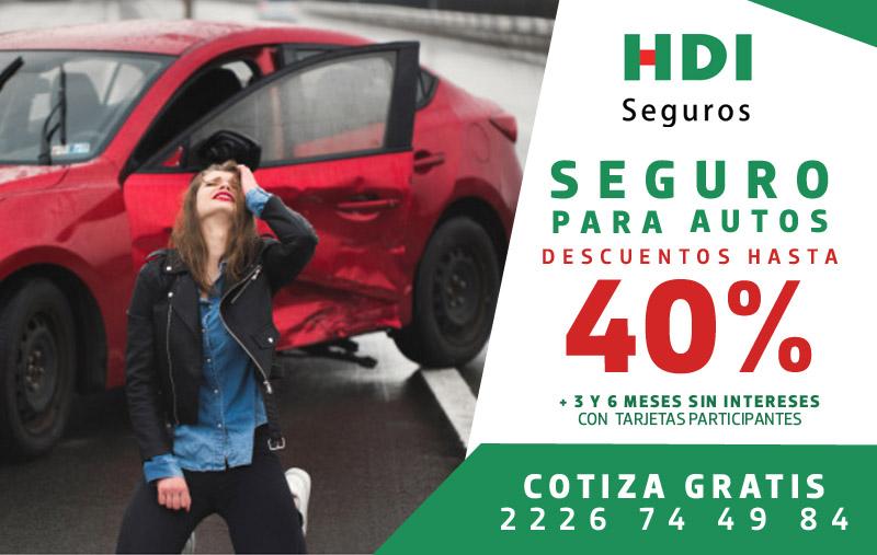 promocion seguro para auto axa HDI descuento mas meses sin intereses trending magazine publicidad Promociones en Seguros de Autos