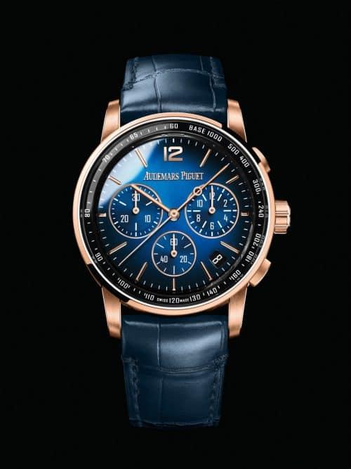 code_azul Audemars Piguet 2020 reloj hombre trending magazine revista