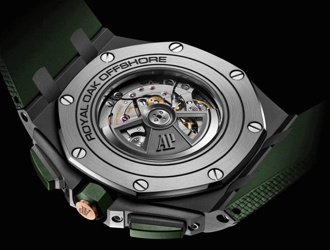 royal_oak_verde Audemars Piguet lanzamientos 2020 relojes de lujo para hombre trending magazine revista moda